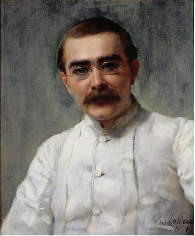 Rudyard Kipling - John Collins 1890