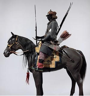 Tulku on Horseback