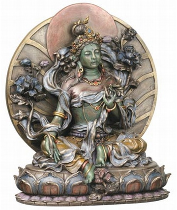Amoghasiddhi or the Green Tara
