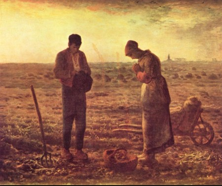Millet, The Angelus