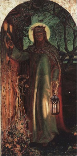 Holman Hunt - Light of the World (1854)