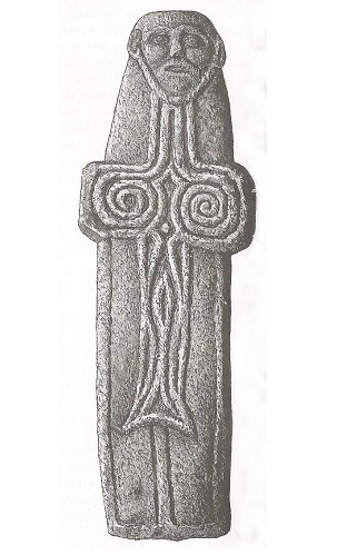 Colonsay Cross