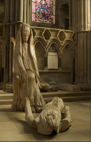 Fenwick Lawson, Pietà, Durham