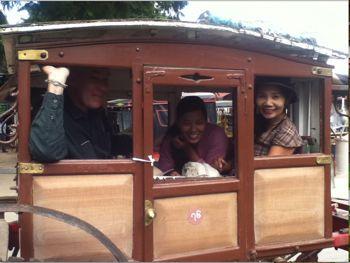 Maymyo carriage