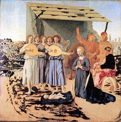 Piero de la Farncesca 475