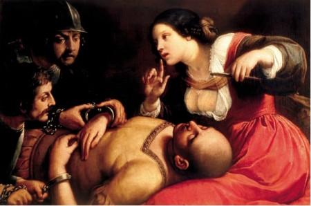 Caravaggio Delila 450