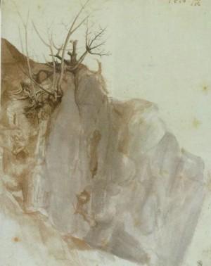 Albrecht Durer - A Quarry 1498 -400