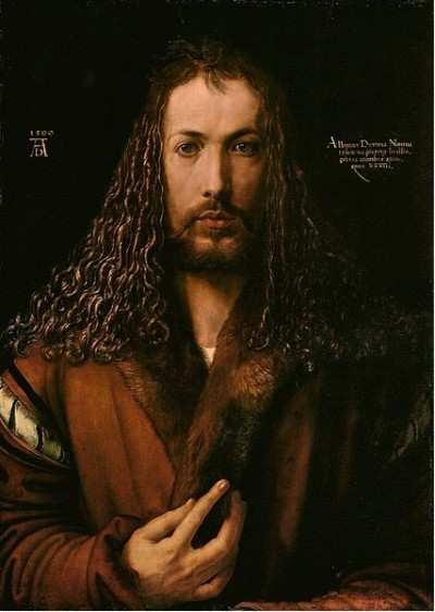 Albrecht Durer - Christlike 1500