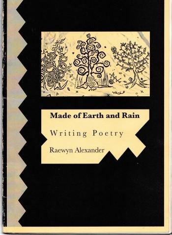 Raewyn Alexander Booklet